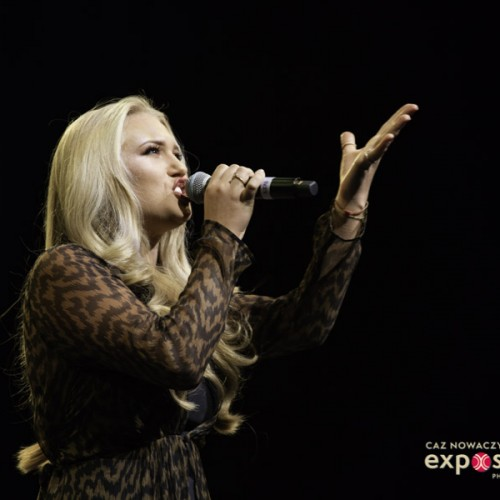 TDP Concert at ICC - Anja Nissen with John Foreman by Caz Nowacz