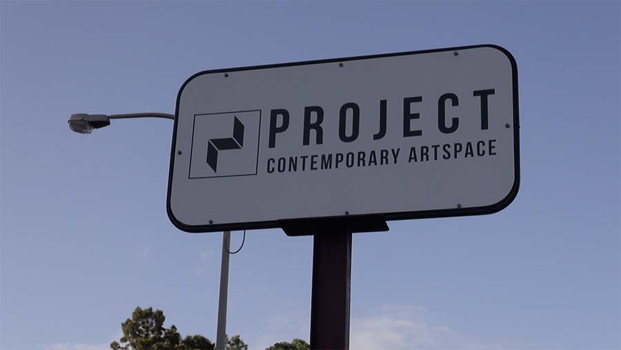 A new film clip for Project Contemporary Artspace
